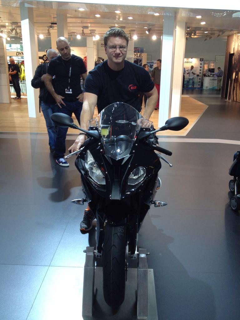 Stefan Wicklein Kfz-Prüfstelle Wicklein Zweibrücken Motorrad